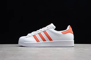 Кроссовки мужские Adidas Superstar / ADM-3311 (Реплика)