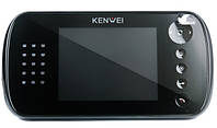 Видеодомофон 5.6'' Kenwei E562FС-W80 (black) с памятью