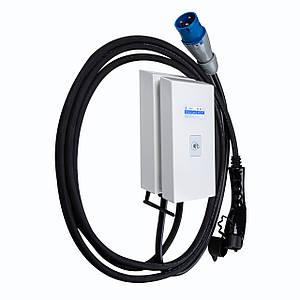 OnCharger Type1 32A WIFI NFC зарядная станция для электромобилей (OC1P-32A-J1772)