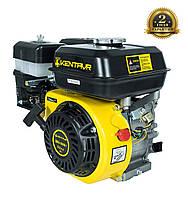 Двигатель ДВЗ-200Б1 (6,5 л.с.) +БЕСПЛАТНАЯ ДОСТАВКА! КЕНТАВР (вал 20,00 мм; 196 куб.см), бензиновый шпоночный, фото 1