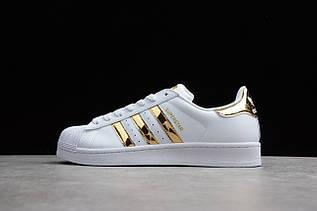 Кроссовки мужские Adidas Superstar / ADM-3312 (Реплика)