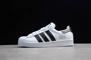 Кроссовки мужские Adidas Superstar / ADM-3313 (Реплика)