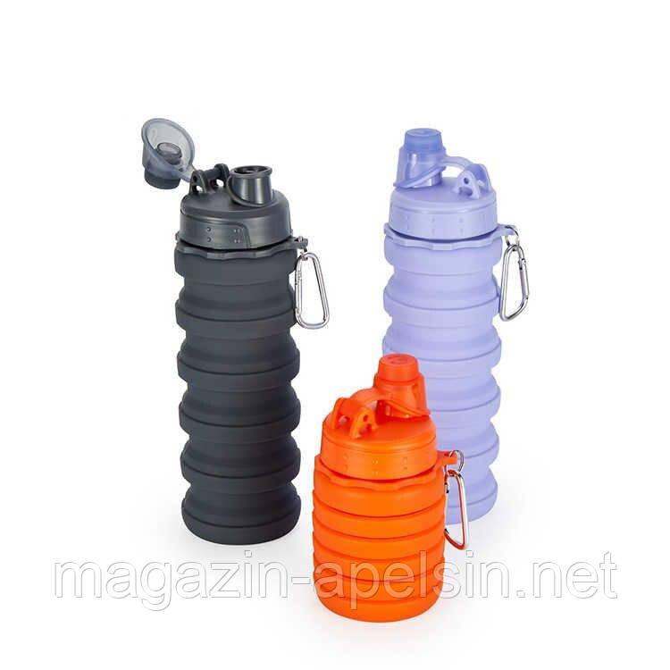 Складная бутылка спортивная ортодоктор массажер для рук