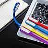 Светодиодная LED USB лампа для ноутбука Redcurrant разные цвета, подсветка USB, светильник
