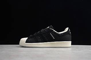 Кроссовки мужские Adidas Superstar / ADM-3314 (Реплика)