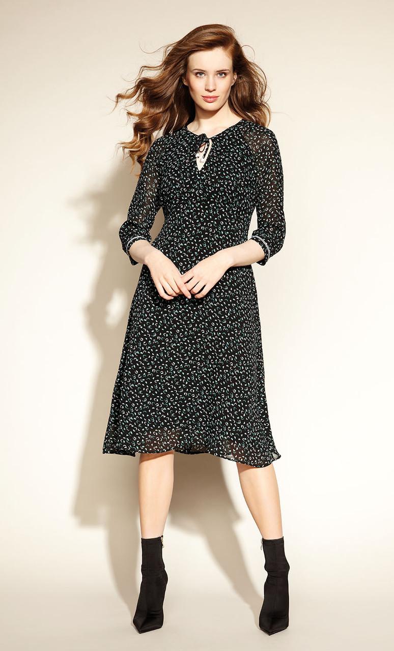 Женское платье Bega Zaps. Коллекция осень-зима 2020-2021. Размер S