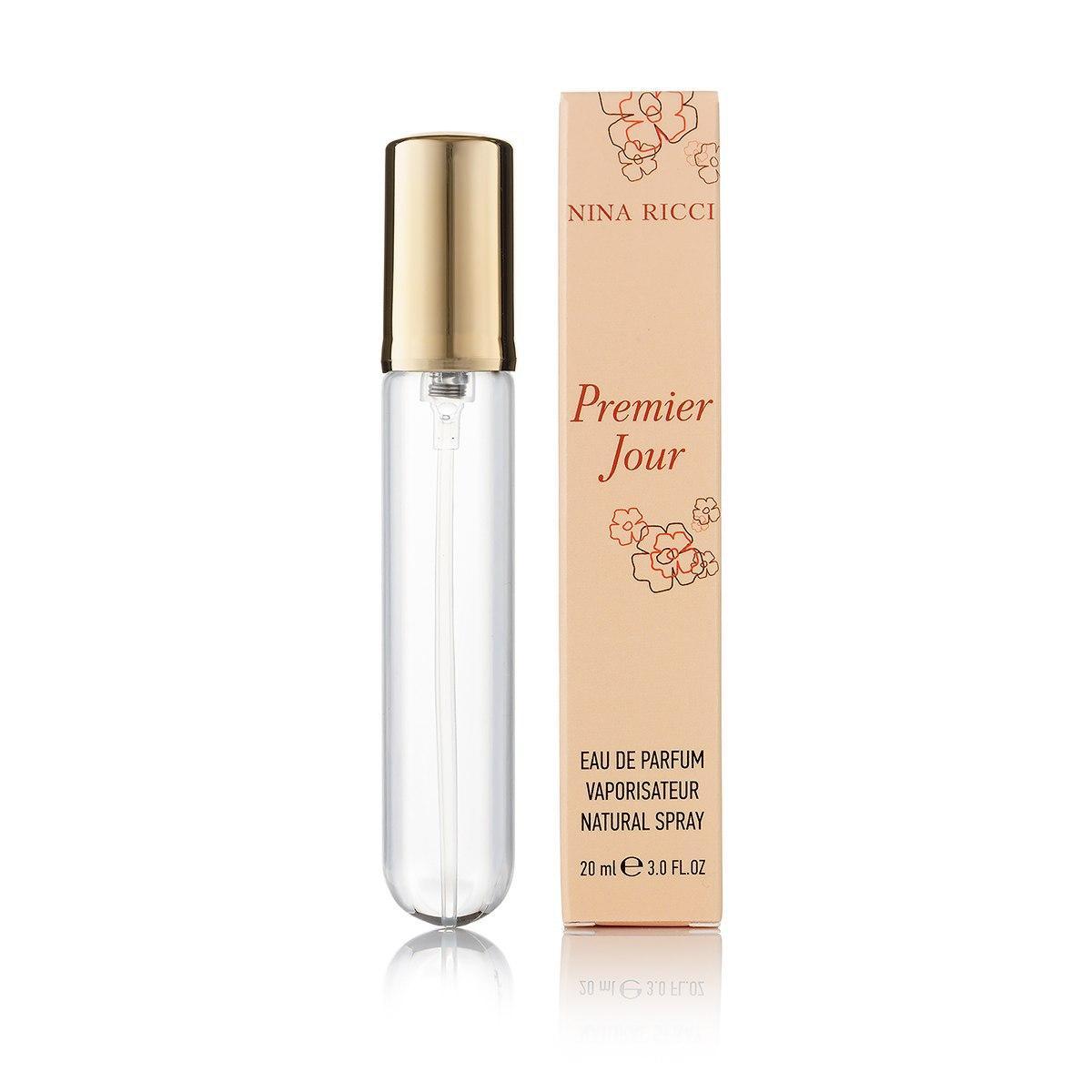 Женский мини парфюм спрей Nina Ricci Premier Jour - 20 мл