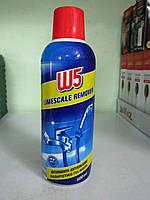 Средство от известкового налета W5 Limescale remover 500 мл