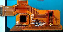 Модуль (сенсор+дисплей) для Samsung A720/A7(2017) OLED блакитний, фото 2