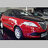 Молдинги на двері для Lancia Ypsilon II 2011-2015, LIFT 2015-2020