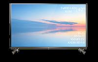 """Телевизор TCL 42"""" Smart-TV/Full HD/DVB-T2/USB Android 9.0"""