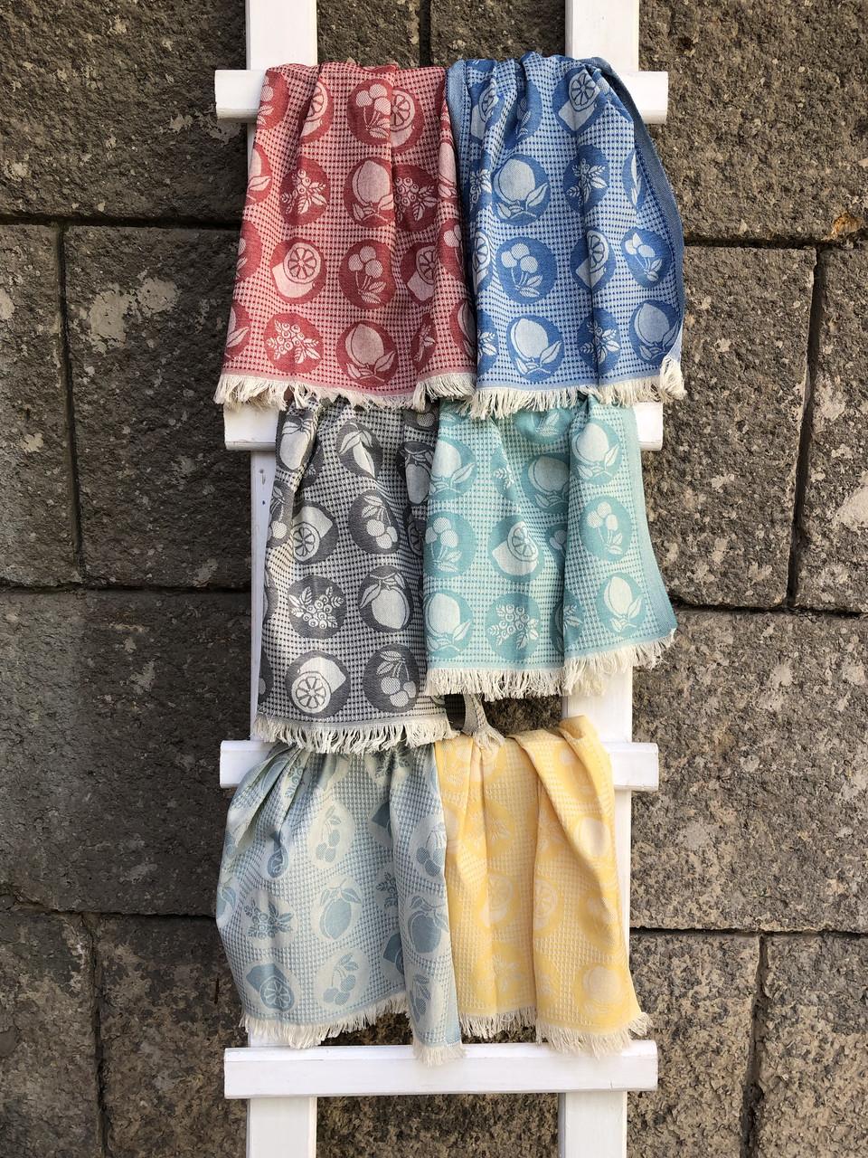 Жаккардовое лицевое полотенце Chen
