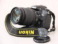 Зеркальный фотоаппарат - Nikon D7000 + объектив 18-105VR Kit