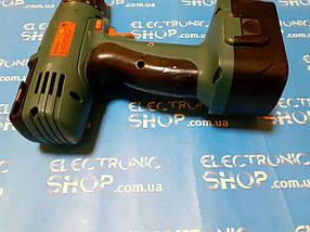 Шуруповерт аккумуляторный Sturm CD3012C б.у, фото 2
