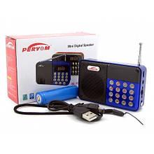 Радиоприемник колонка Peryom M-123