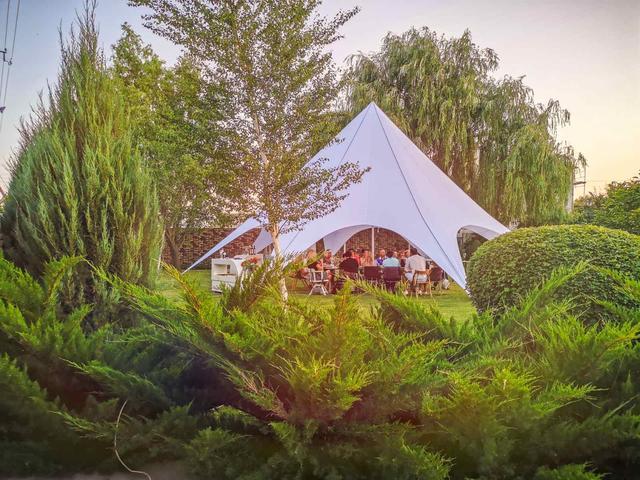 шатер 12м