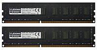 Память DDR3 16GB 1600 (Kit 2 х 8Gb) ДДР3 16 Гб Комплект PC3-12800 Cyborg 1600 MHz Intel/AMD (CD3F1600T11/16)