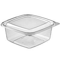 ПР-СК-РГ-375 Упаковка для салатов 375 мл, 137*137*50 (300 шт в упаковке) 010200039
