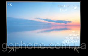 "Телевизор TCL 56"" Smart-TV//DVB-T2/USB АДАПТИВНЫЙ UHD,4K/Android 9.0, фото 3"