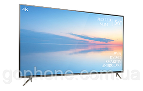 "Телевизор TCL 56"" Smart-TV//DVB-T2/USB АДАПТИВНЫЙ UHD,4K/Android 9.0, фото 2"