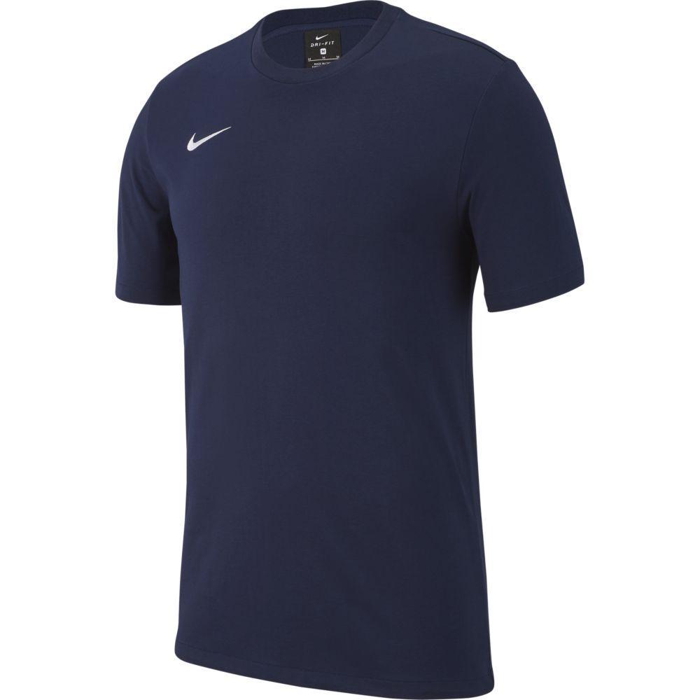 Футболка Nike Team Club 19 Tee (AJ1504-451) оригинал