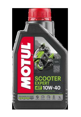 Моторное масло MOTUL SCOOTER EXPERT 4T 10W-40 MA (1л)