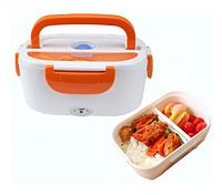 Ланч бокс с подогревом, Ланч бокс з підігрівом The Electric Lunch Box S-19 220v 12v оранж