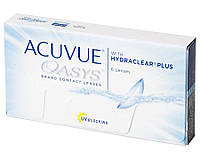 Контактные линзы Acuvue Oasys with HYDRACLEAR Plus 6шт