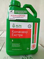 Командор Экстра (аналог Гаучо), 5л - ИНСЕКТИЦИДНЫЙ протравитель (имидаклоприд 600 г/л). ALFA Smart Agro