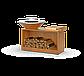 Гриль-мангал, барбекю HOLLA GRILL Rust Wide большая открытая тумба, фото 3