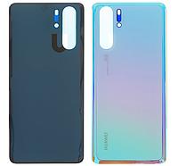 Задняя крышка Huawei P30 Pro (VOG-L09/VOG-L29), голубая, Breathing Crystal, оригинал