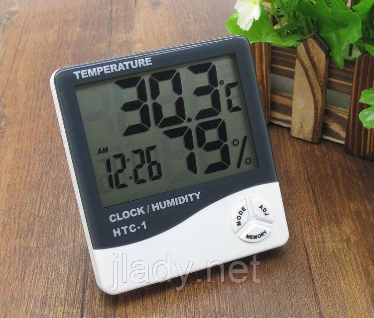 Термометр-гигрометр HTC-1 Оптом