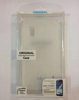 Силиконовый чехол для LG Optimus L5 II Dual E450/E455/E460