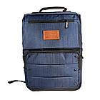 Городской рюкзак для ноутбука Leadfas, фото 3