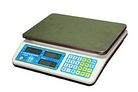 Торгові ваги VP-MN LCD/LED VAGAR