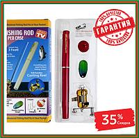 Fishing Rod Pen - Міні-вудка у формі ручки