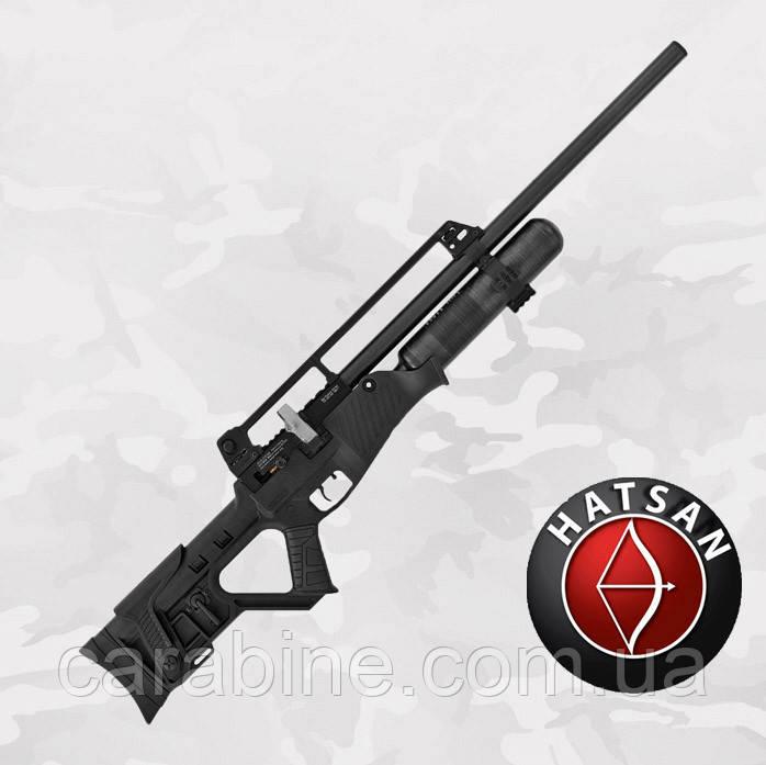 Hatsan Blitz Full Auto PCP пневматическая винтовка с насосом (Хатсан Блитц Фул Авто)