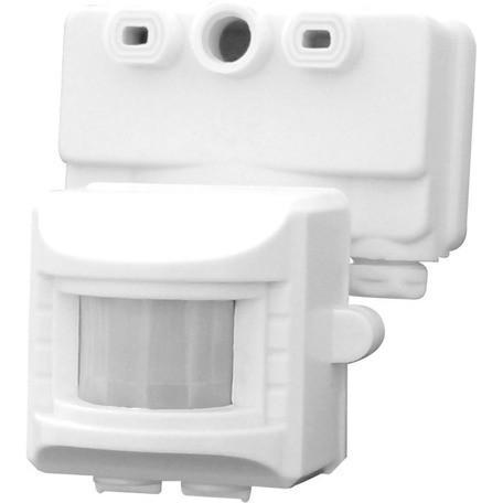 Датчик движения Feron LX02/SEN15 белый