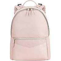 Многофункциональный рюкзак для мамы и малыша Мommore с пеленальным ковриком Розовый (MM3101300A012)