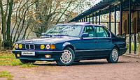 Защита окон, дефлекторы, ветровики для BMW seria 7,E32 11/1986-1994 (+OT) \ БМВ 7 серии (11117 / 010)