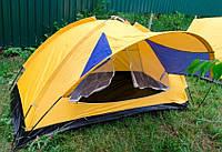 Туристическая одноместная палатка, для одного человека в поход на отдых на подарок 200*100*110см  (КТ-0257)