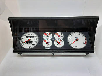 Комбинация приборов на ВАЗ 21213 тюнинг (спорт)
