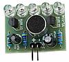 Модуль захвата звука со светодиодной индикацией. Набор для самостоятельной сборки DIY kit