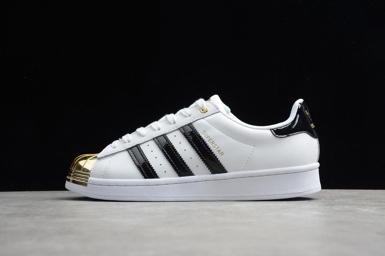 Кроссовки мужские Adidas Superstar / ADM-3334 (Реплика)
