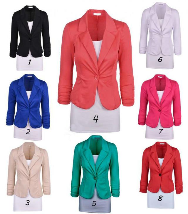 ac1504da022 Стильный женский пиджак