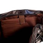 Дорожная сумка из экокожы, фото 6
