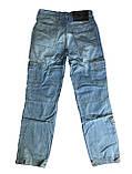 Джинсы мужские Franco Benussi 1123 синие, фото 2