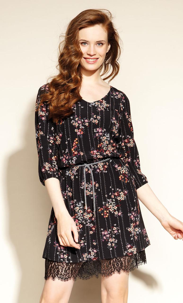 купить платье осень зима