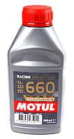Тормозная жидкость MOTUL RBF 660 BRAKE FLUID (DOT4) (0,5 л) SAE J 1703