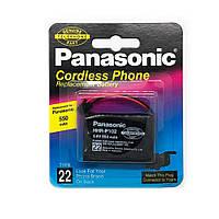 Акумулятор Panasonic HHR-P102 (T207) 550mAh